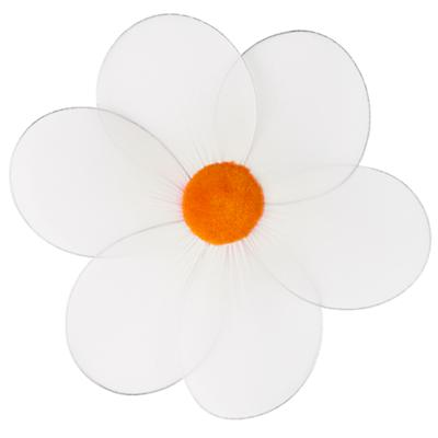 Daisy Hanging Flower (White)