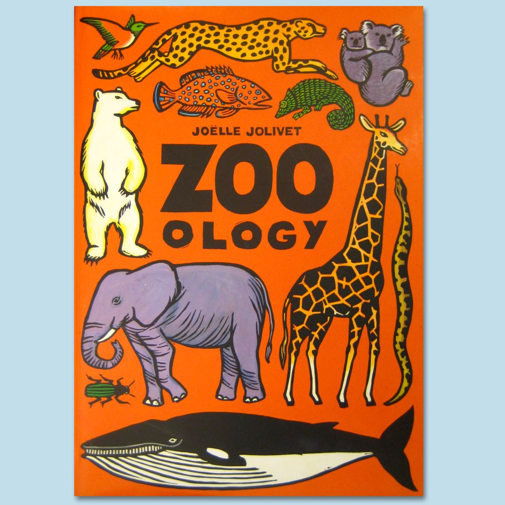 Zoo-ology by Joelle Jolivet