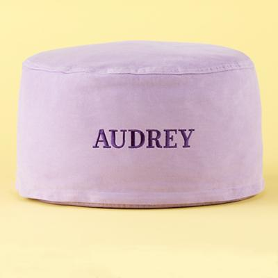 Lavender Personalized One-Seater Cover