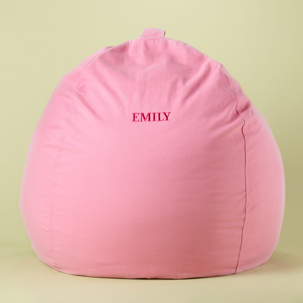 40&quot; Pink Ginormous Beanbag Cover