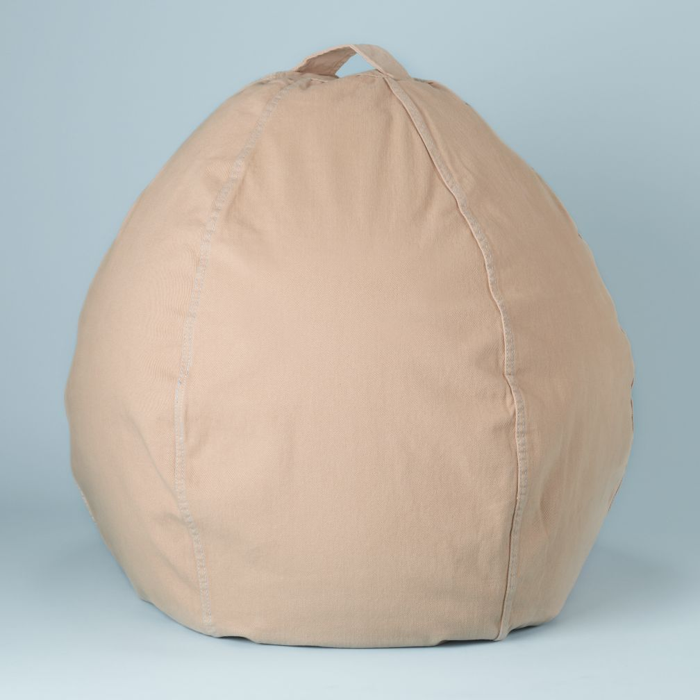 Khaki Beanbag