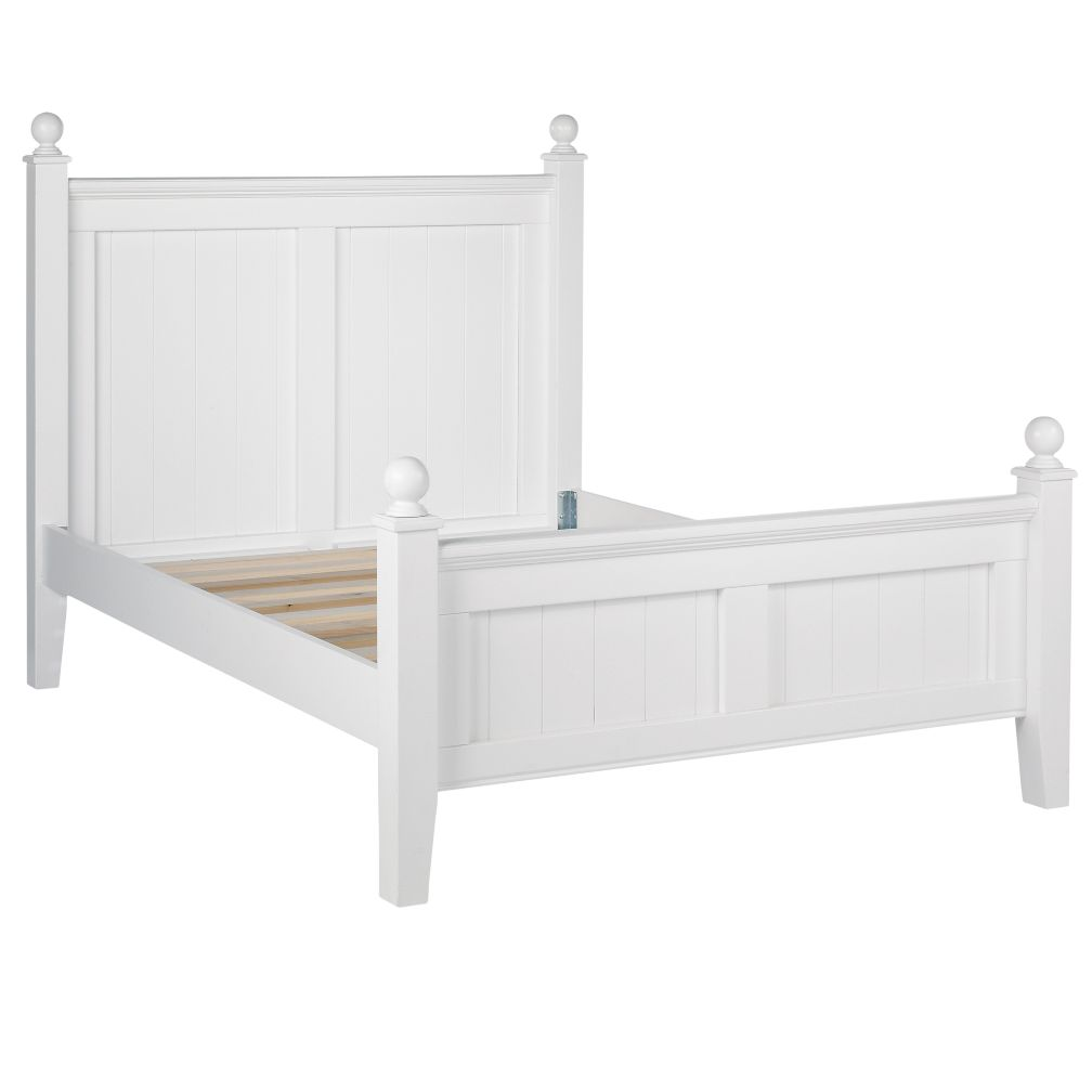 Walden Full Bed (White)