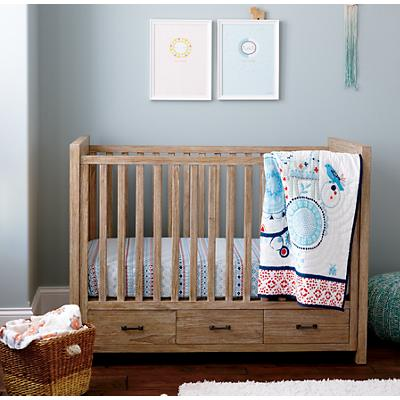 keepsake_crib_painted_parade_bedding