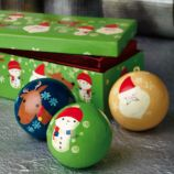 Very Merry Ornaments (Set of 3)