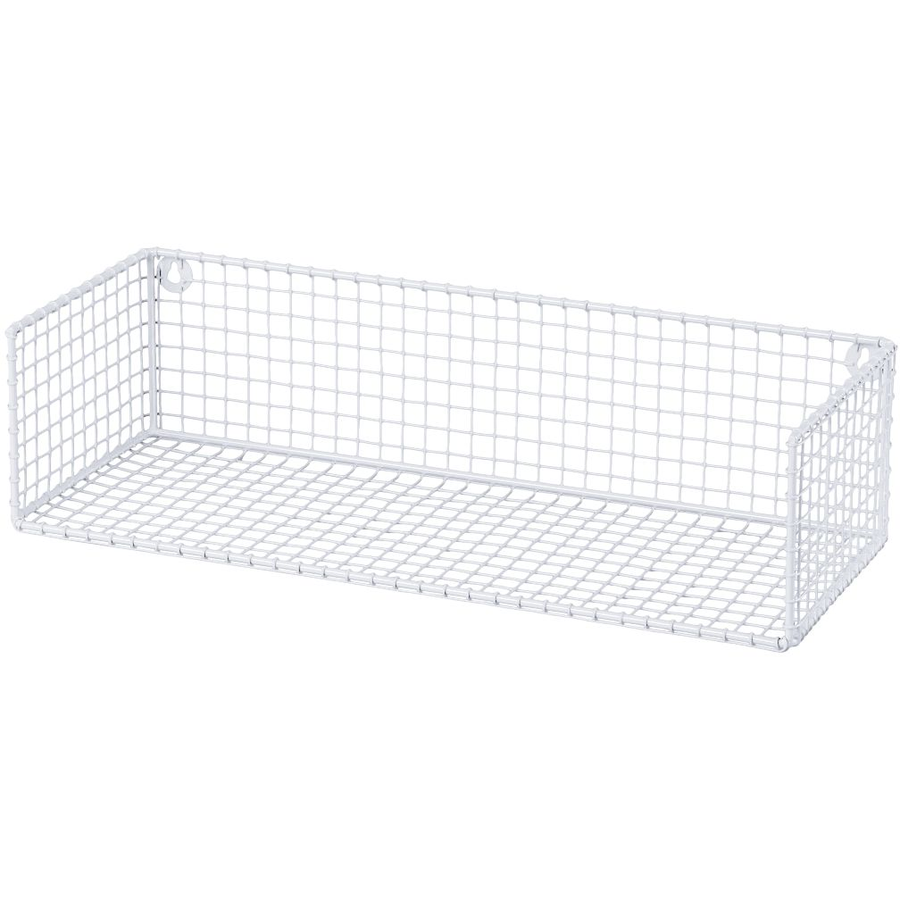 Down to the Wire Shelf (White)
