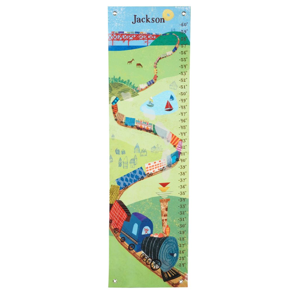 All Aboard Growth Chart
