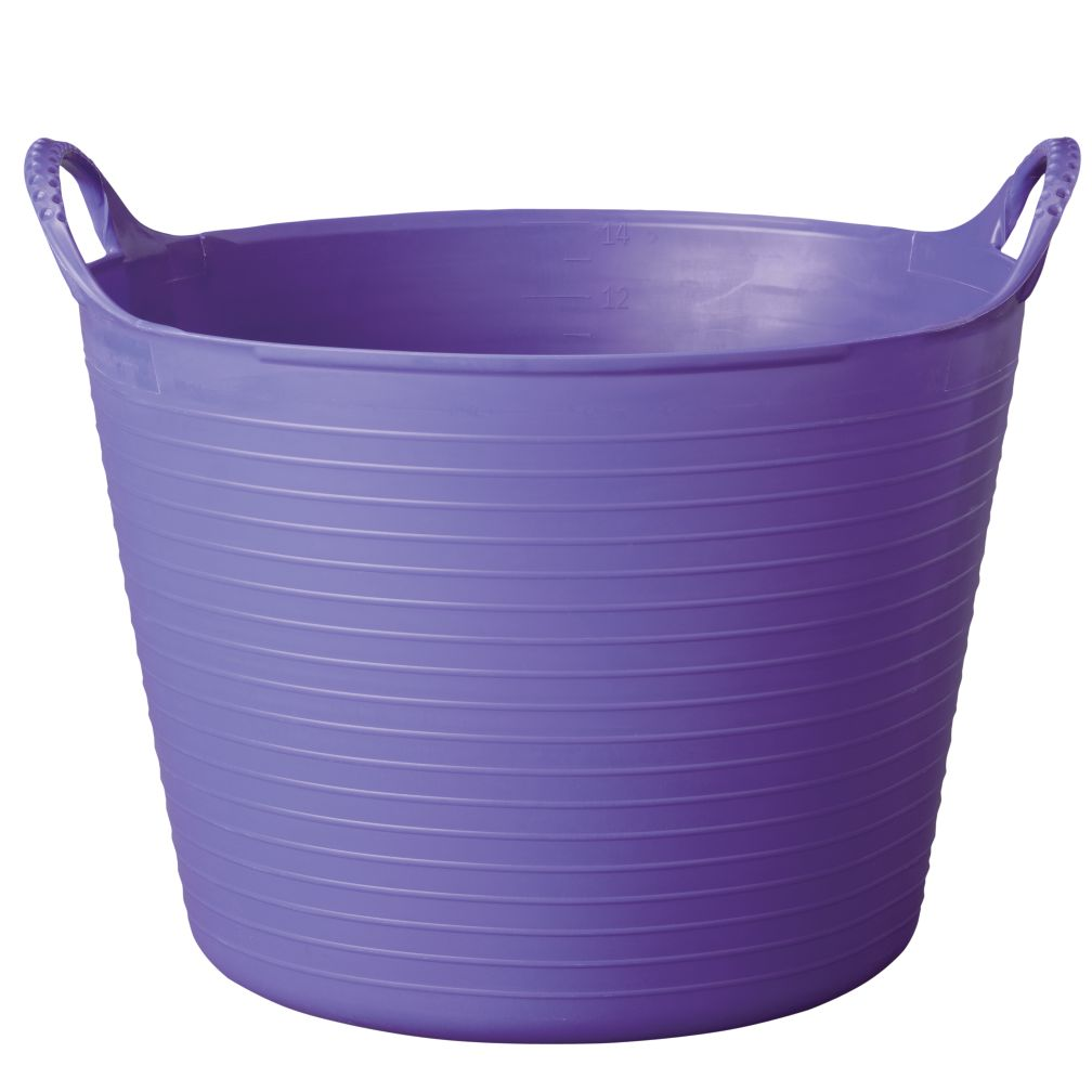 Small Tubtrug Tub (Purple)