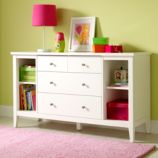 Blake Dresser (White)